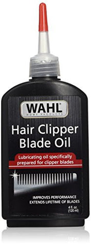 Wahl Premium Hair Clipper Blade Lubricating Oil For Clippers, Trimmers & Blade Corrosion For Rust Pr