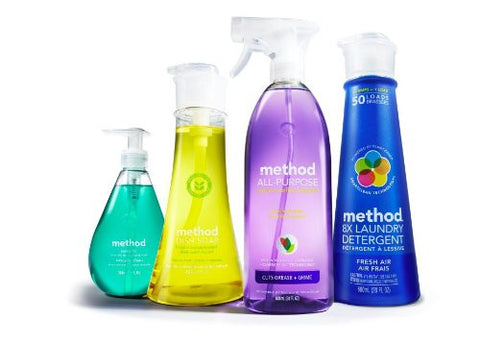Method Gel Hand Soap, French Lavender, 12 Fl Oz (Pack Of 6)