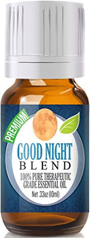 Good Sleep Essential Oil Blend   100% Pure Therapeutic Grade Good Sleep Blend Oil   10ml