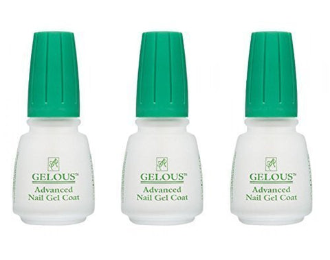 Aci Beauty American Classic Gelous Gel Base Coat Nail Polish, Pack Of 3