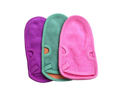 Furniture Temperate 1pc Baby Kid Infant Cartoon Soft Bathing Bathroom Mitt Glove Foam Rub Shower Sponge Exfoliating Wash Cloth Towel