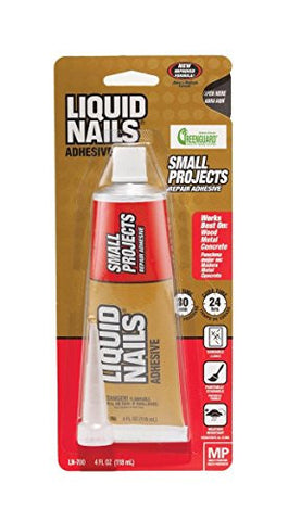 Liquid Nails Ln700 Voc Liq Nails 4 Oz Sm Pro