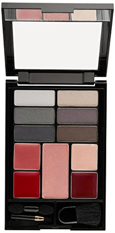 Revlon Seductive Smokies Eyes Cheeks & Lips Palette By Revlon For Women   0.23 Oz Makeup, 0.23 Oz