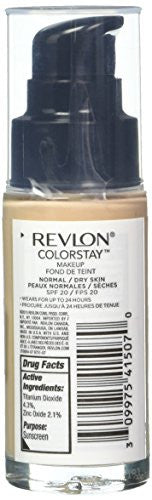 Revlon Colorstay Makeup For Normal/Dry Skin, Fresh Beige, 1 Fl Oz