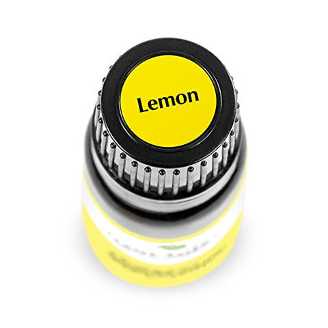 Plant Therapy Lemon Essential Oil | 100% Pure, Undiluted, Natural Aromatherapy, Therapeutic Grade |