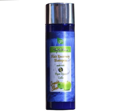 Phyto Worx Organic Hair Loss Shampoo | With Plant Stem Cells For Hair Recovery And Regrowth