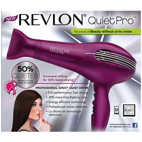 Revlon Rvdr5045 Quiet Pro Ionic Dryer