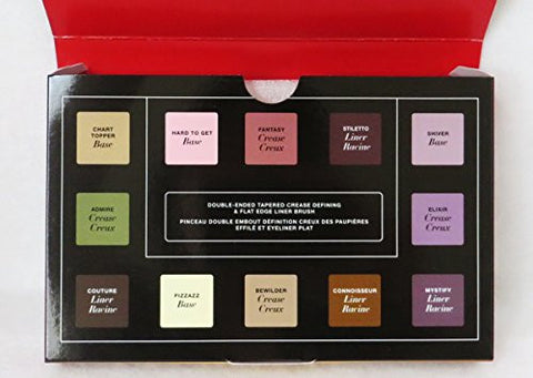 Bare Escentuals Bare Minerals Ready Convertible Eyeshadow Palette: The Color Extravaganza