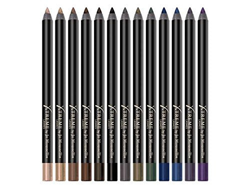 Xtreme Lashes Glide Liner Long Lasting Eye Pencil (Xtreme Black)
