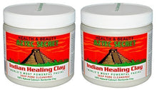 Aztec Secret Indian Healing Clay 1 Lb (Pack Of 2)