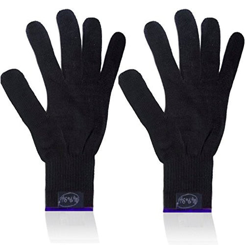 2 X Professional Heat Resistant Glove. Brand New, Use For Curling / Flat Iron By My Pro Styler