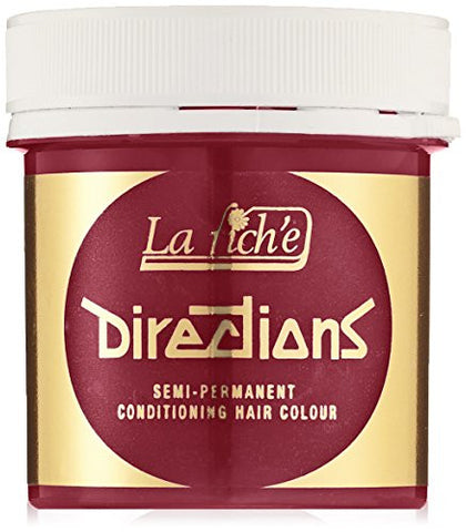 La Riche Poppy Red Hair Colour