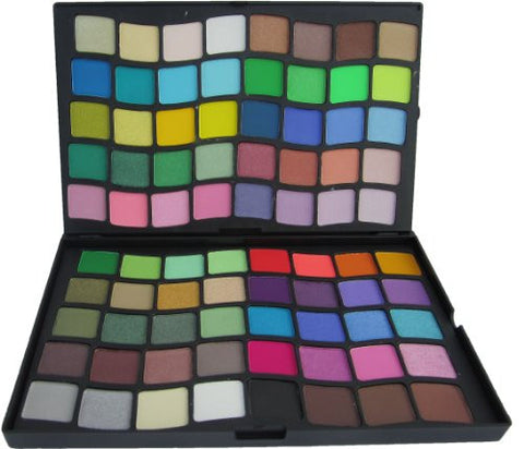 Ml Collection 80 Color 3 D Look Makeup Palette. Versatile