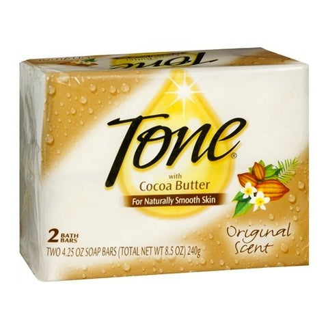 Tone Soap Bar Original Scent 4.25 Oz. Each 6 Count (Pack Of 8)