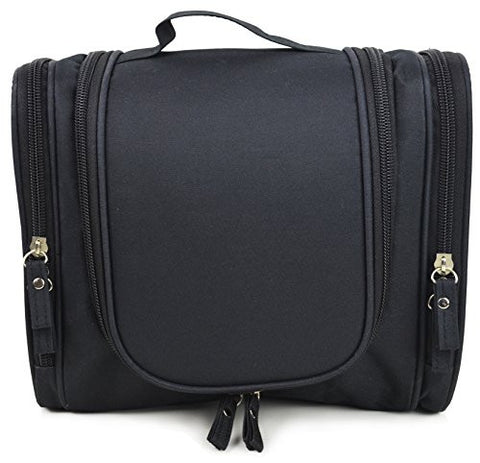 ade77a459d38 Mr.Pro Waterproof Travel Kit Organizer Bathroom Storage Cosmetic Bag Carry  Case Toiletry Bag With ...