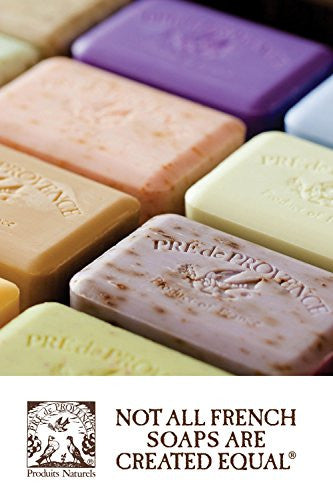 Pre De Provence Shea Butter Enriched Handmade French Soap Bar (150g)   Green Tea