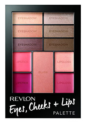Revlon Eyes, Cheeks + Lips Pallet, Berry In Love