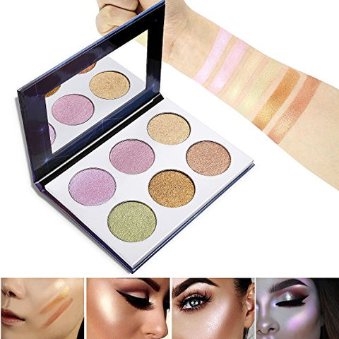 Beauty & Health Beauty Essentials Glorious Ucanbe Single Shimmer Iridescent Duochrome Eyeshadow Palette Diy Mermaid Glitter High Pigment Makeup Smoky 3d Sparkle Eye Shadow Moderate Price