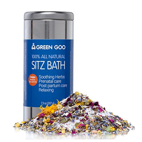 Sierra Sageã'â® Green Goo Herbal Sitz Bath