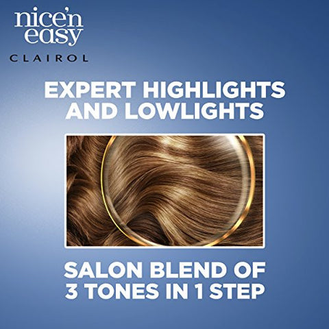 Clairol Nice'n Easy Crãƒâƒã†â'ãƒâ'ã'â¨Me 10 Pb Extra Light Pale Blonde (Pack Of 3) (Packaging May Var
