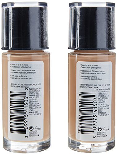 Revlon Color Stay Makeup For Normal/Dry Skin, Sand Beige