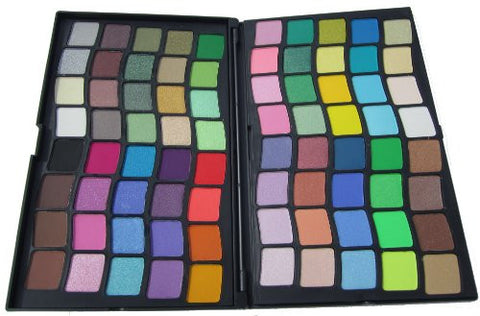 Ml Collection Professional Makeup Kit, 80 Color 3 D Look. Versatile