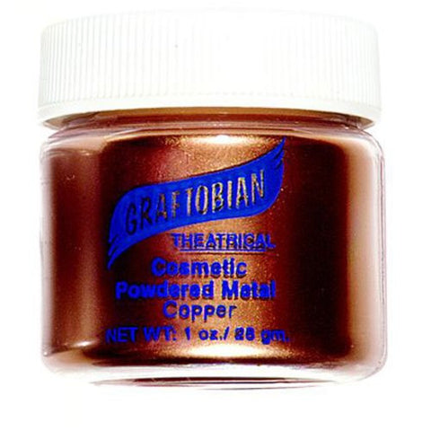 Graftobian Powdered Metal   Copper (1 Oz)