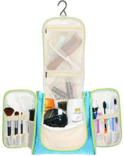 Premium Toiletry Bag By Freegrace   Extra Large Travel Essentials Organizer   Durable Hanging Hook