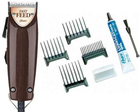 Oster Limited Edition 76023 132 Wood Grain Fast Feed Hair Clipper