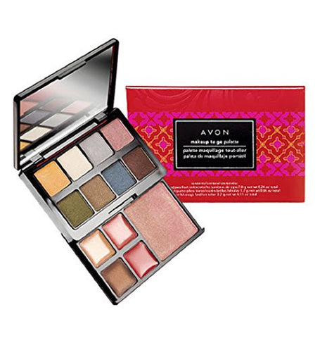 Avon Makeup To Go Palette
