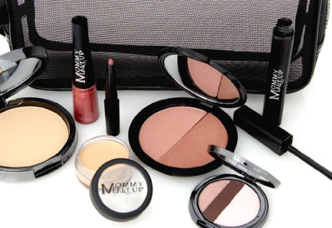 Mommy Makeup Pretty N Polished Kit Dark