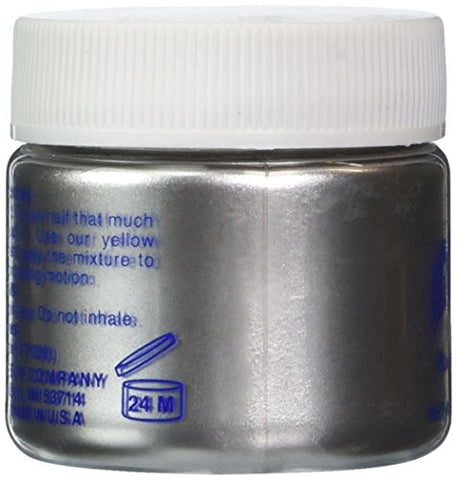 Graftobian Powdered Metal   Silver (0.5 Oz)