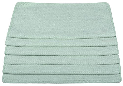 Sinland Premium Microfiber Washcloth Waffle Weave Facial Cleansing Cloth Face Cloth And Body Cloths