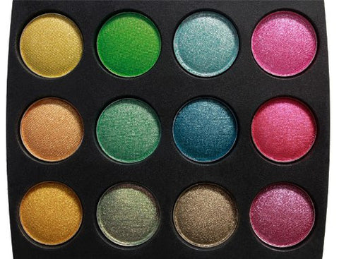 Coastal Scents Go Makeup Palette, Sydney, 0.28 Ounce