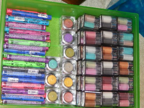 10 Pc Hard Candy Makeup Lot New & Fresh