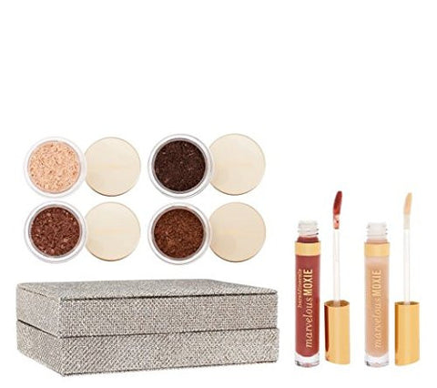 Bare Minerals Catch The Light 6 Piece Lipgloss And Eyecolor Collection