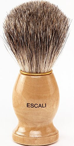 Escali 100% Pure Badger Shaving Brush