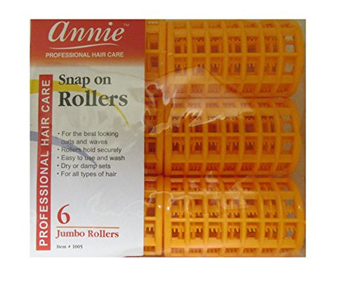 Annie Snap On Rollers 1 1/2