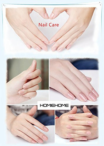 c42621be1a45 ... Homiehome Electric Nail File Care System Professional Powerful  Manicure Pedicure Tool For Hands Salo
