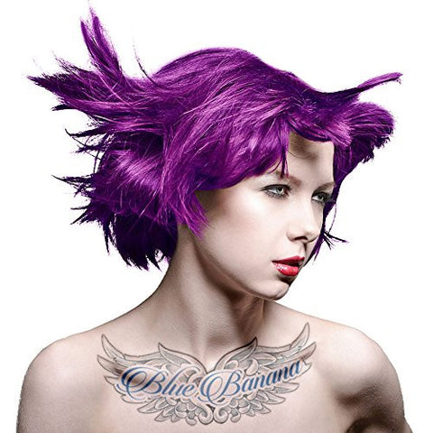 Manic Panic Amplified Semi Permanent Hair Dye Purple Haze