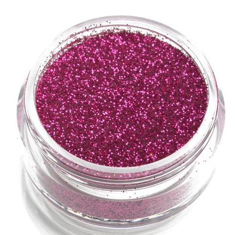 Glimmer Body Art Fuchsia Body Glitter Party Accessory