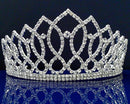 Image of Sc Bridal Wedding Tiara Crown 99060