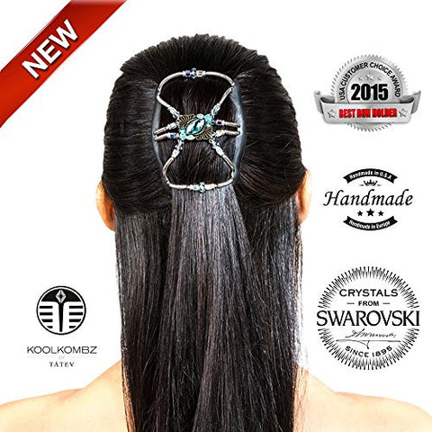 Best Hair Accessories For Girls   Bun Wrap   Bun Holder   Amazing With Hair Extensions   Fancier Tha