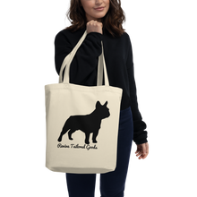 Frenchie Eco Tote Bag
