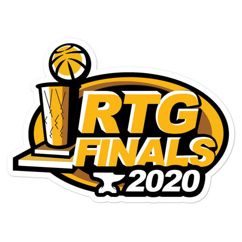 RTG Finals Stickers