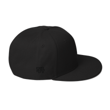 New York Blackout Edition Snapback Hat