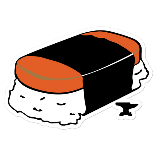 Fresh Musubi Stickers