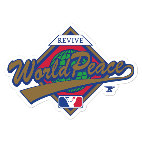 Revive World Peace  Series Stickers