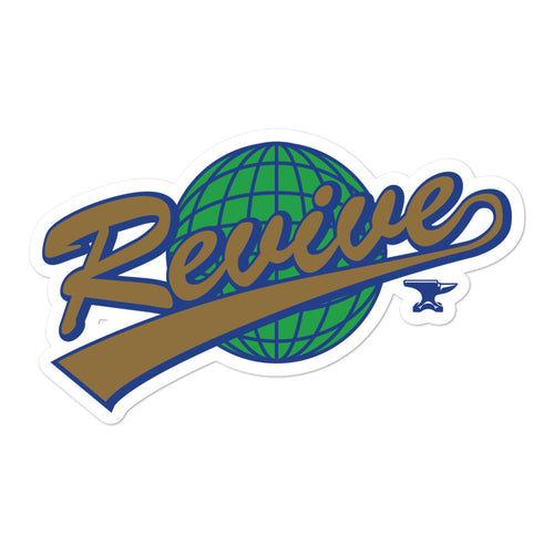 Revive Global Stickers