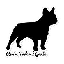 RTG Frenchie Stickers
